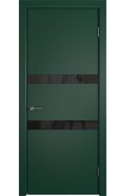 Дверь ВФД Ньюта 59ДО010 Зеленая