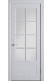Дверь ВФД Гланта 87ДО02 Эмаль светло-серая