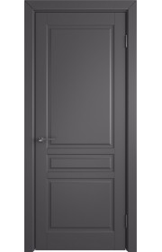 Дверь ВФД Стокгольм 56ДГ06 Эмаль графит