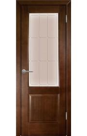 Дверь Покрова Прованс 12 Миланский орех ДО