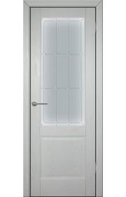 Дверь Покрова Прованс 12 Белый ясень ДО