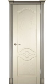 Дверь Покрова Прованс 4 Крем ДГ