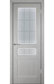 Дверь Покрова Прованс 9 Белый ясень ДО