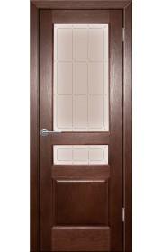 Дверь Покрова Прованс 9 Бургундский дуб ДО