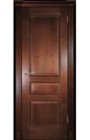 Межкомнатная дверь Оливия Темный орех ДГ