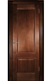 Дверь Покрова Прага Миланский орех ДГ