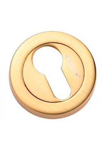 Накладка на цилиндр Archie CL-20G Матовое золото