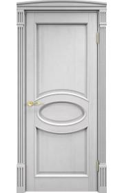 Дверь ПМЦ 26 ДГФ белый воск ДГ
