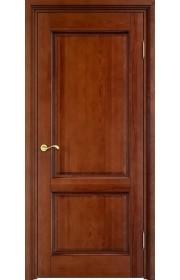 Двери ПМЦ 117/2 Ш ДГФ Коньяк патина ДГ