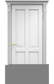 Дверь ПМЦ 15 ДГФ белый воск ДГ