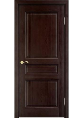 Дверь межкомнатная ПМЦ 5 ДГФ венге ДГ