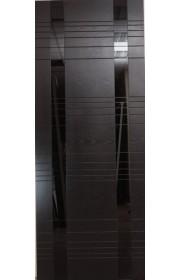 Двери Мильяна ID стекло D Неро