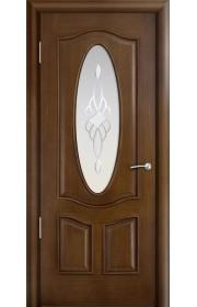 Двери Мильяна Барселона Дуб натуральный Стекло Гранд