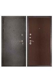 Дверь Дива МД-01 Серебро - Венге