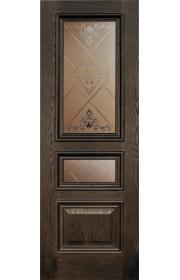 Дверь Дворецкий Верона Английский дуб ДО