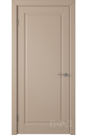 Дверь ВФД Гланта 57ДГ04 Эмаль латте