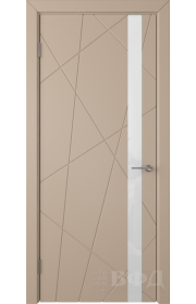 Дверь ВФД Флитта 26ДО04 Латте