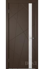 Дверь ВФД Флитта 26ДО06 Шоколад