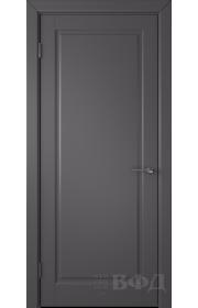 Дверь ВФД Гланта 57ДГ0 Эмаль графит