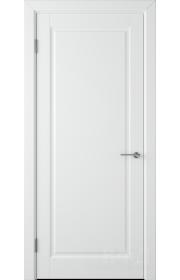 Дверь ВФД Гланта 57ДГ0 Белая эмаль