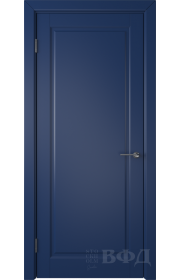 Дверь ВФД Гланта 57ДГ09 Эмаль синяя
