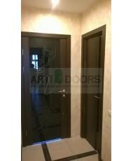 Фото установленной Двери Лига Анастасия Темный анегри ДГ