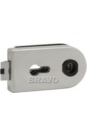Замок Bravo СТ MP-600-CL, C Хром