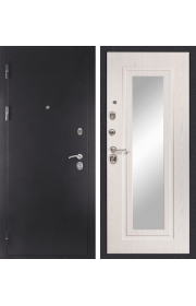 Дверь Дива (Сударь) МД-26 Серебро - Зеркало