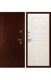 Дверь Дива МД-101, Антик медь - Лиственница (ТЕРМОРАЗРЫВ)