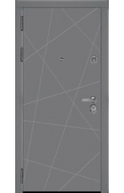 Дверь Дива (Сударь) МД-91 Серый Софт