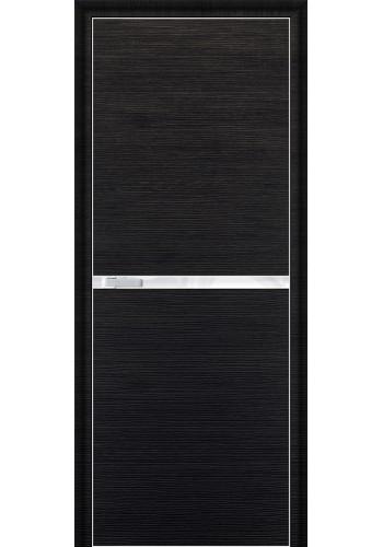 Дверь Профиль Дорс 11D Черный Браш ДГ