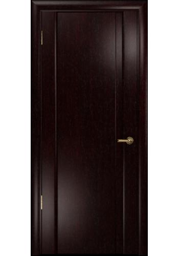 Дверь Арт Деко Спациа 1 венге ДГ