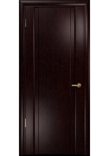 Дверь Арт Деко Спациа 2 венге ДГ