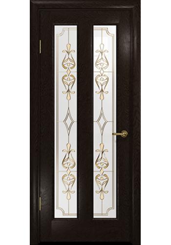 Дверь Арт Деко Ченере 3 Фуокко стекло Нуво