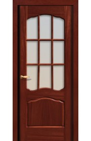 Дверь Валдо Санта-Мария 782 Красное дерево ДО