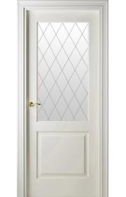 Двери Валдо 840 Магнолия 9010 ДО