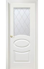Двери Валдо 841 Магнолия 9010 ДО