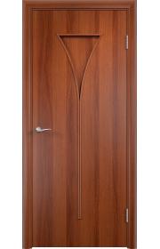 Двери Верда С-04 Итальянский орех ДГ