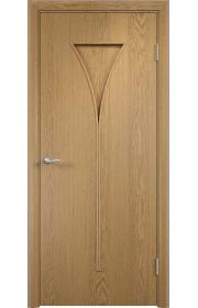 Двери Верда С-04 Светлый дуб ДГ