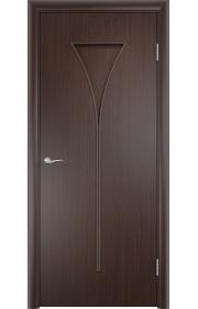 Двери Верда С-04 Венге ДГ