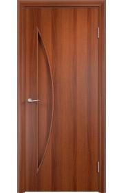 Дверь Верда С-06 Итальянский орех ДГ