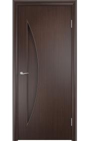 Двери Верда С-06 Венге ДГ