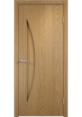 Двери Верда С-06 Светлый дуб ДГ