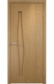 Двери Верда С-10 Светлый дуб ДГ