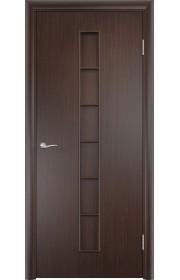 Двери Верда С-12 Венге ДГ