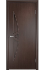 Двери Верда С-01 Венге ДГ