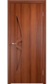 Двери Верда С-01 Итальянский орех ДГ