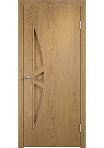 Двери Верда С-01 Светлый дуб ДГ