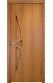 Двери Верда С-01 Миланский орех ДГ