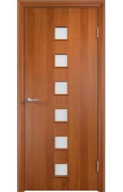 Двери Верда С-09 Груша Стекло Сатинато